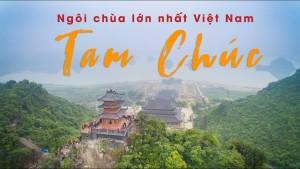 TOUR ĐỀN TRẦN - CHÙA TAM CHÚC