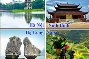 HÀ NỘI - SAPA - HẠ LONG - NINH BÌNH - 6 NGÀY - HÀNG NGÀY